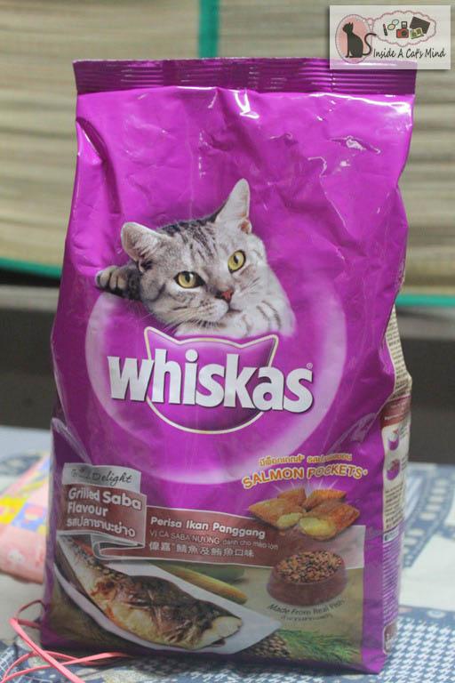 My cat's favorite brand